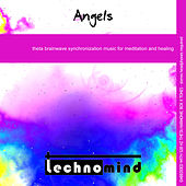 Play & Download Angels: Theta Brainwave Synchronization Music for Meditation and Healing by Techno Mind | Napster
