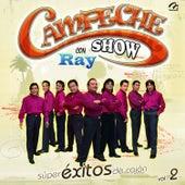 Super Éxitos De Cajón Vol. 2 by Campeche Show