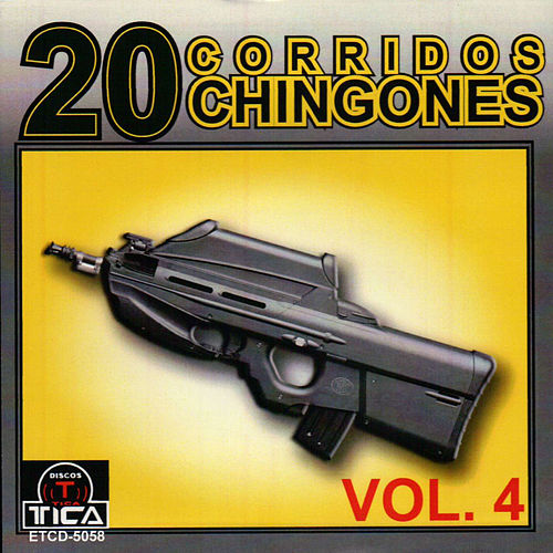 Play & Download 20 Corridos Chingones vol.4 by Various Artists | Napster