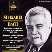 Play & Download Schnabel Plays Bach by Artur Schnabel | Napster