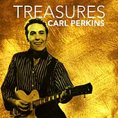 Play & Download Treasures by Carl Perkins | Napster
