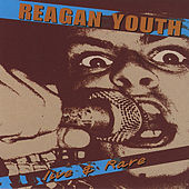 Live & Rare by Reagan Youth