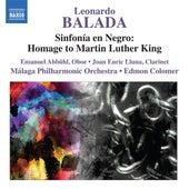Balada: Sinfonía en Negro, Double Concerto & Columbus by Various Artists
