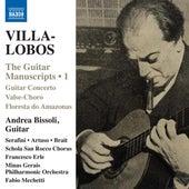Villa-Lobos: The Guitar Manuscripts, Vol. 1 by Various Artists