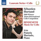 Hindemith: Music for Cello by Sébastien Hurtaud