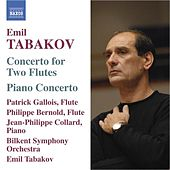 TABAKOV: Concerto for 2 Flutes / Piano Concerto by Various Artists