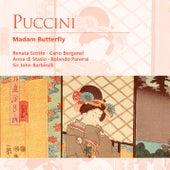 Puccini: Madam Butterfly by Silvana Padoan