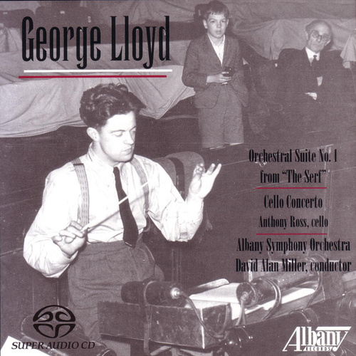 Play & Download Cello Concerto by George Lloyd | Napster