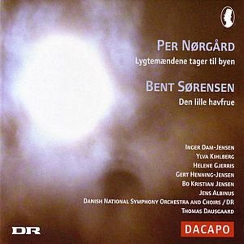 Play & Download NORGARD: Lygtemaendene tager til byen / SORENSEN: Den lille havfrue by Various Artists | Napster