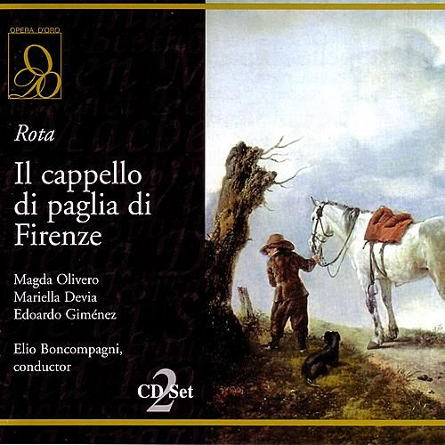 Il cappello di paglia di Firenze (The Florentine Straw Hat) by Elio Boncompagni
