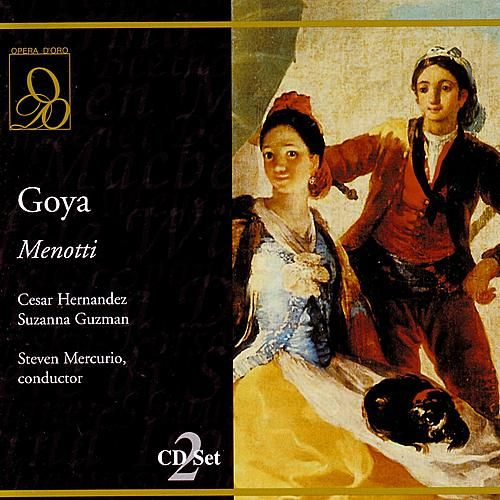 Play & Download Goya by Steven Mercurio | Napster