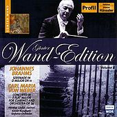 Play & Download Johannes Brahms: Serenade Op.11 /  Carl Maria Von Weber: Concerto Op.74 by Various Artists | Napster