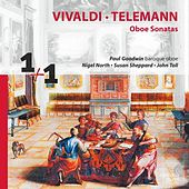 Vivaldi / Telemann - Oboe Sonatas by Various Artists