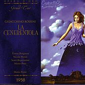 Play & Download La cenerentola by Mario Rossi | Napster