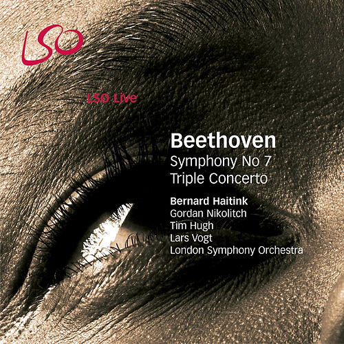 Beethoven: Symphony No 7 & Triple Concerto by Ludwig van Beethoven