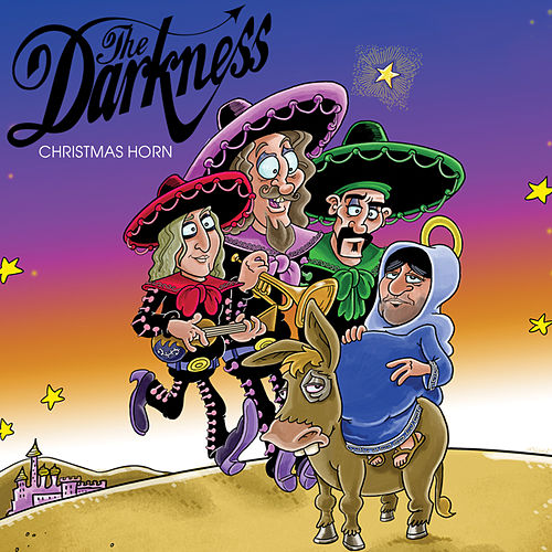 Play & Download Christmas Horn by The Darkness | Napster