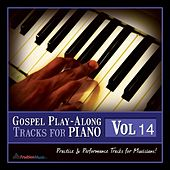 Play & Download Gospel Play-Along Tracks for Piano Vol. 14 by Fruition Music Inc. | Napster