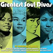 Greatest Soul Divas - 75 Original Recordings von Various Artists