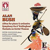 Bush: Africa Piano Concerto & Symphony No. 2 by Royal Scottish National Orchestra