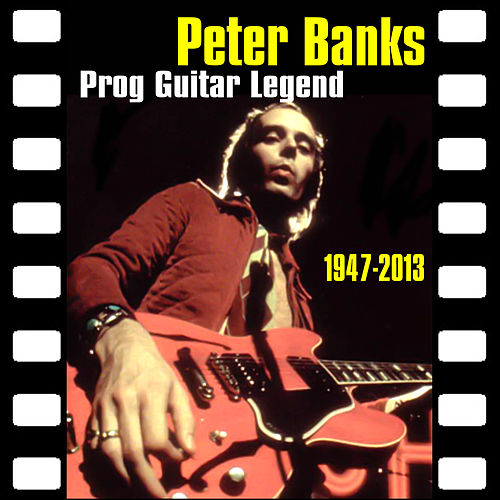Prog Guitar Legend 1947-2013 by Various Artists