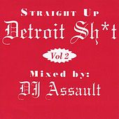 Straight up Detroit Sh*T, Vol. 2. by DJ Assault