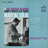 At Newport '63 by Martial Solal