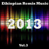 Ethiopian Remix Music 2013 - Vol.3 by Various Artists