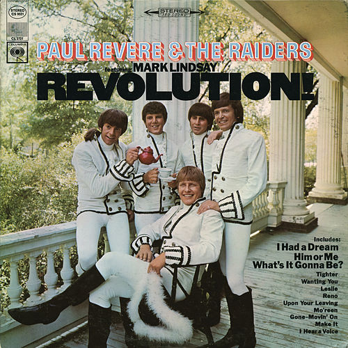 Play & Download Revolution! by Paul Revere & the Raiders | Napster