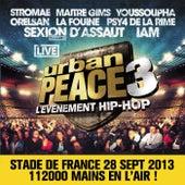 Urban Peace 3 de Various Artists