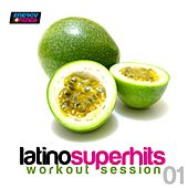 Latino Super Hits Workout Session 01 (135 Bpm Mixed Workout Music Ideal for Step and Body Workout) by Various Artists