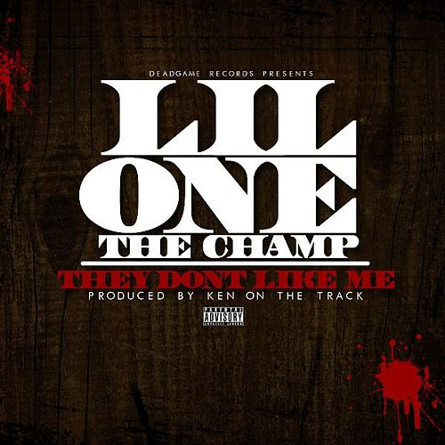 They Don't Like Me by Lil One The Champ