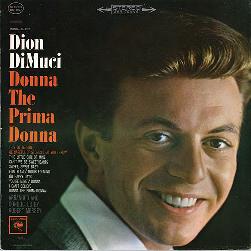 Play & Download Donna the Prima Donna by Dion | Napster