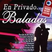 En Privado... Baladas by Various Artists