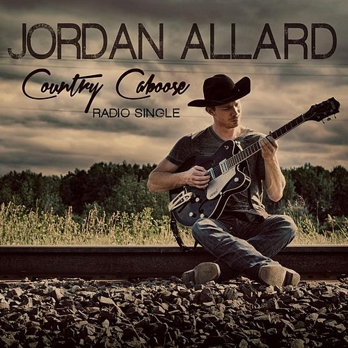 Country Caboose by Jordan Allard