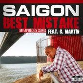Best Mistake (feat. G. Martin) by Saigon