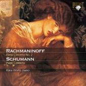 Rachmaninoff: Piano Concerto No. 2 - Schumann: Piano Concerto by Various Artists