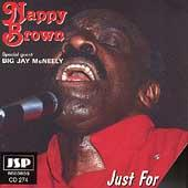Play & Download Just For Me by Nappy Brown | Napster