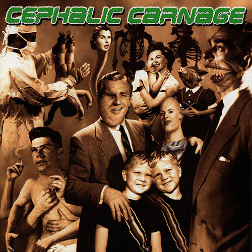 Play & Download Exploiting Dysfunction by Cephalic Carnage | Napster