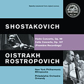 Play & Download Shostakovich: Violin and Cello Concertos by Various Artists | Napster