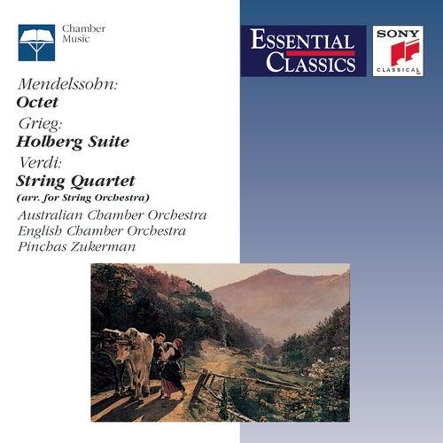 Play & Download Mendelssohn: Octet; Grieg: Holberg Suite; Verdi: String Quartet by Various Artists | Napster