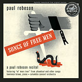 Play & Download Songs of Free Men by Lawrence Brown; Paul Robeson Jr. | Napster