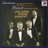 Play & Download String Quartets by Franck and Smetana by Juilliard String Quartet | Napster
