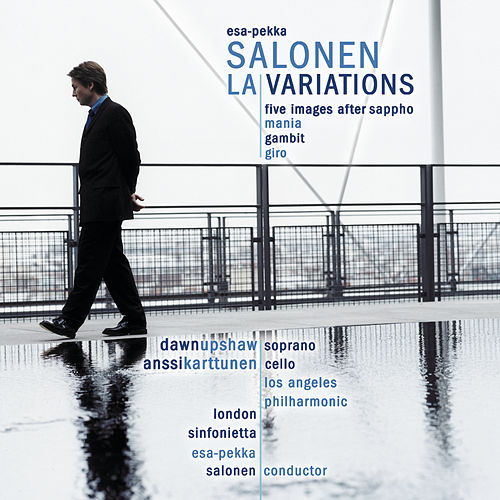 Play & Download LA Variations by Esa-Pekka Salonen | Napster