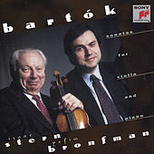 Play & Download Bartok:  Sonatas for Violin and Piano, Nos. 1 & 2 by Isaac Stern; Yefim Bronfman | Napster