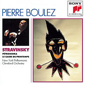 Stravinsky: Pétrouchka; Rite of Spring by Various Artists