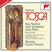 Play & Download Tosca by Eva Marton; José Carreras; Juan Pons; Michael Tilson Thomas | Napster
