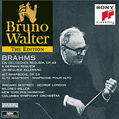 Play & Download Brahms: Ein deutches Requiem by Bruno Walter | Napster