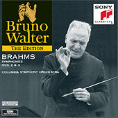 Play & Download Brahms: Symphonies Nos. 2 & 3 by Bruno Walter | Napster