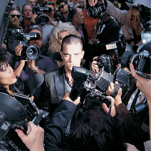 Play & Download Life Thru A Lens by Robbie Williams | Napster