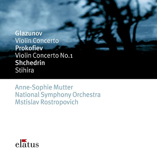 Play & Download Glazunov & Prokofiev : Violin Concertos by Various Artists | Napster